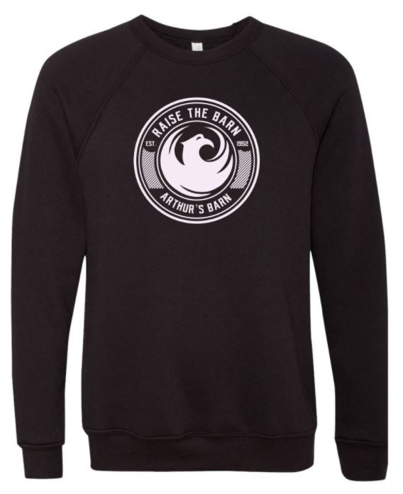 Arthur's Barn - Raise the Barn Crew Sweatshirt