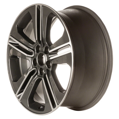 19 In Ford Mustang Rim Aly03908 2013 2014 Machined Oemwheels Forsale Oem Wheels For Sale