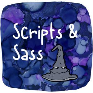 Scripts and Sass