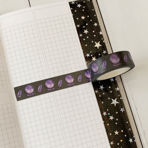 Crystal Ball Washi Tape