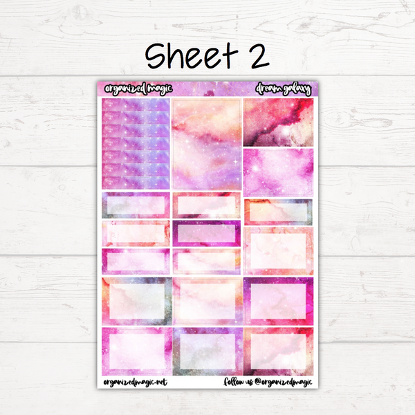 Dream Galaxy Deluxe Weekly Kit
