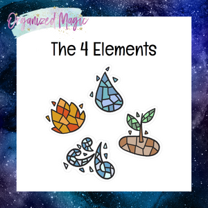Elements Die Cuts
