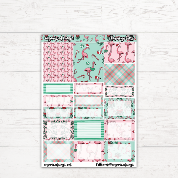 Flamingo Bells Classic Weekly Kit