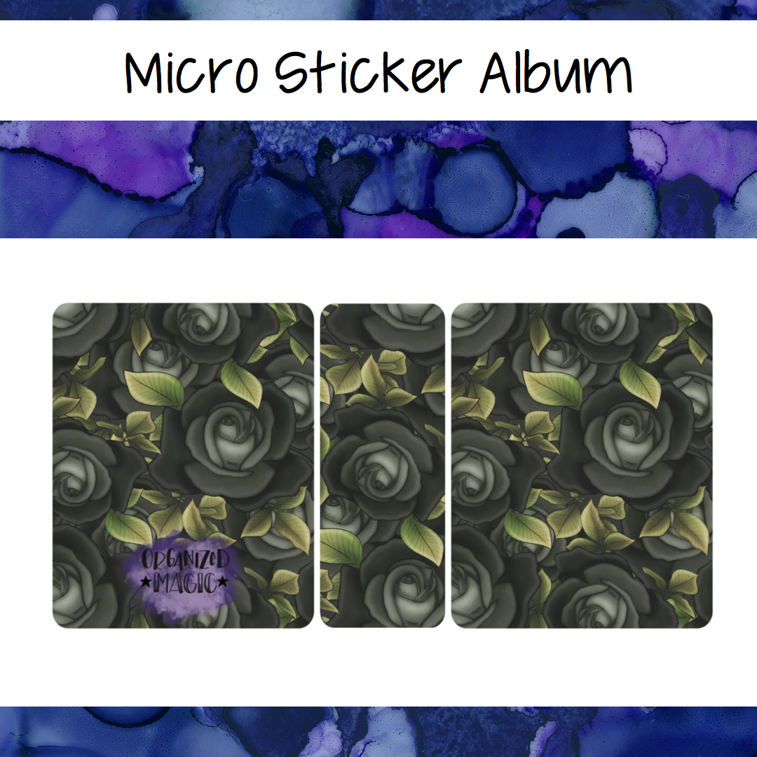 Micro Potions Sticker Album