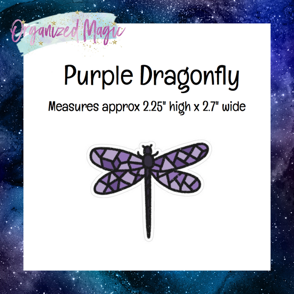 Dragonfly Die Cuts