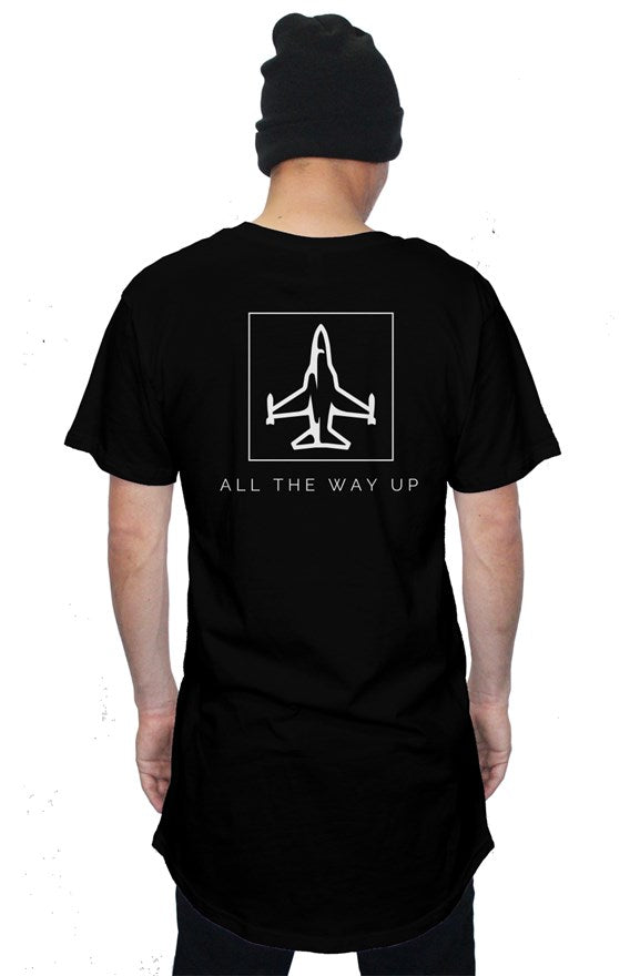 All The Way Up Long Fit Shirt