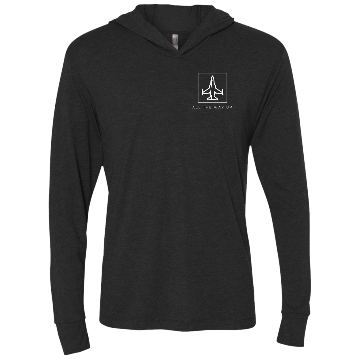 All The Way Up Tri-Blend Hoodie