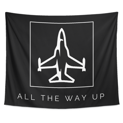 All The Way Up Tapestry