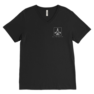 All The Way Up Unisex V-Neck