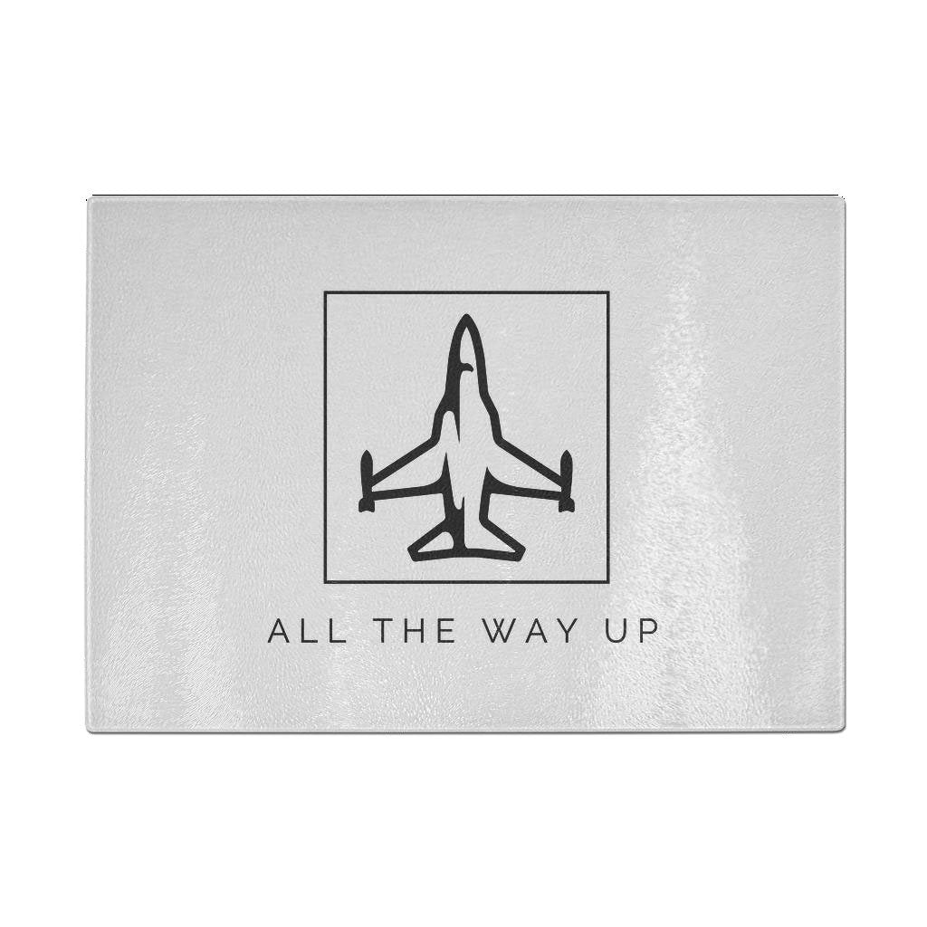 All The Way Up Cutting Board