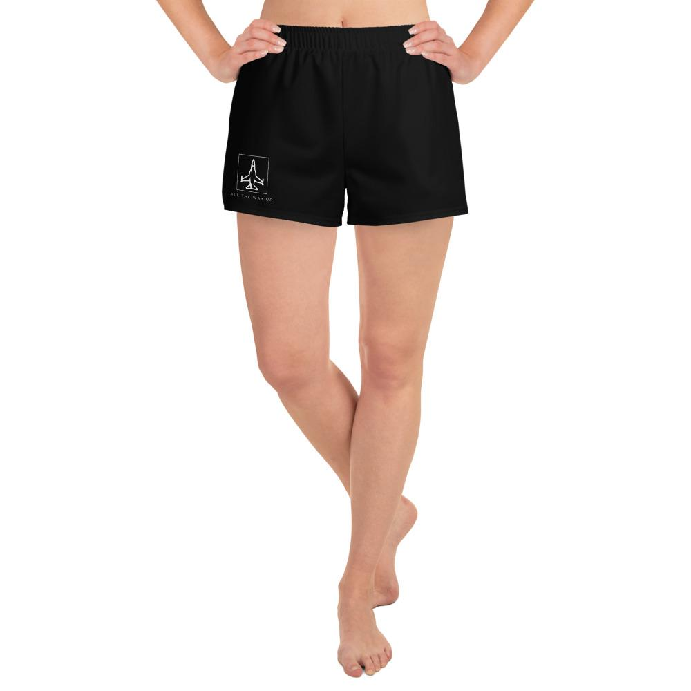All The Way Up Women's Athletic Shorts