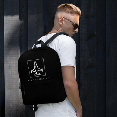 All The Way Up Polyester Backpack