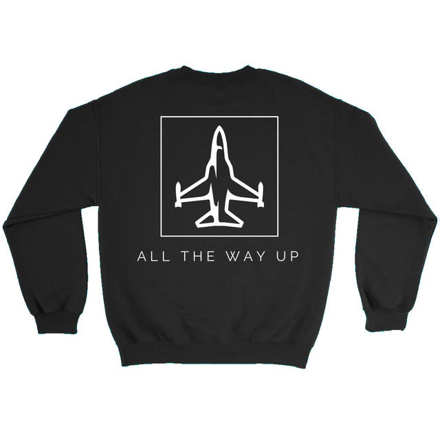 All The Way Up Crewneck Sweatshirt