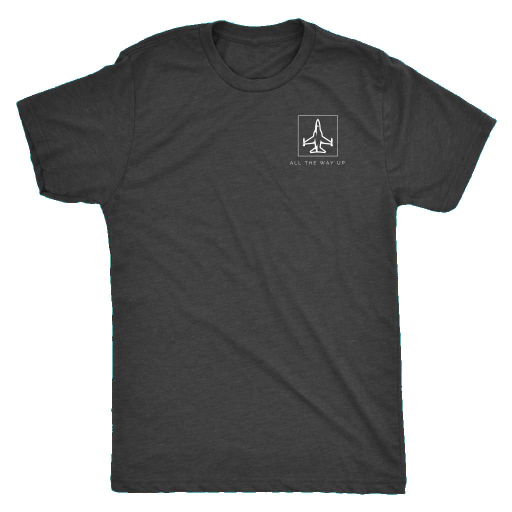 All The Way Up Mens Tri-Blend