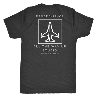 All The Way Up Studio Tri-Blend Shirt