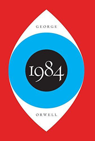 1984, by George Orwell Books NEW houghton mifflin books