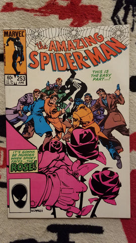 Amazing Spider-Man #253 NM/9.4 1984 Marvel Comics Comics USED Marvel Comics