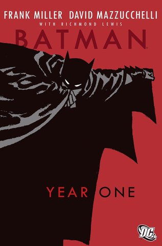 Batman: Year One Paperback Comics NEW DC Comics