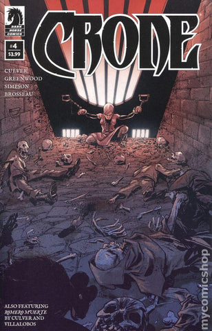 Crone (2019) #4 Comics NEW Dark Horse Comics