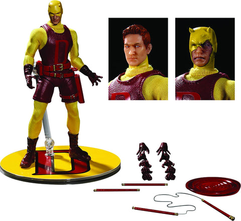 Daredevil Classic Variant AF 1:12 - Not specified Toys