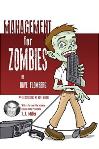Management for Zombies by Dave Flomberg - Not specified Books NEW