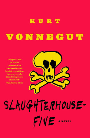 Slaughterhouse Five, Kurt Vonnegut Pocket Book - Dell Books Books NEW