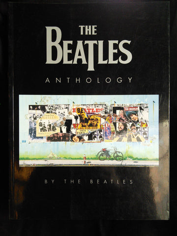 The Beatles Anthology Books USED Not specified