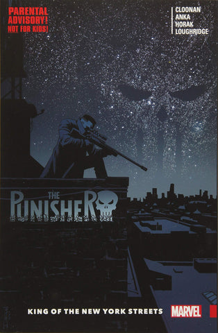 The Punisher Vol. 3: King of the New York Streets Comics NEW Marvel Comics