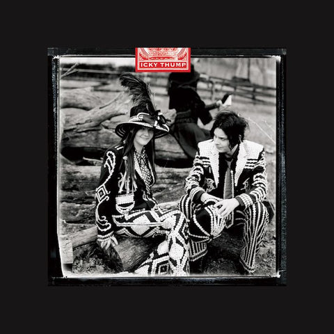 The White Stripes - Icky Thump (Vinyl 2xLP) 10th Anniversary Music NEW Third Man Records