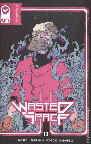Wasted Space (2018) #13 - Vault Comics Comic Book Back Issues