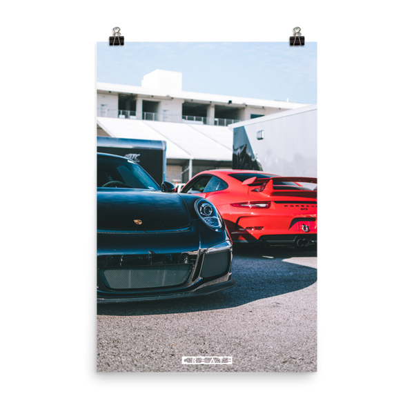 GT3 Poster