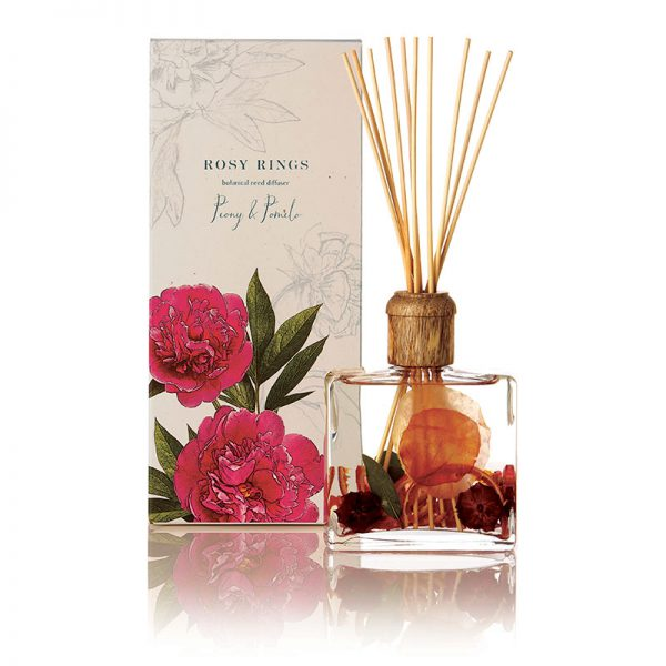 Botanical Reed Diffuser – Peony & Pomelo