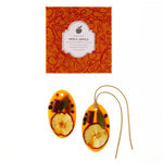 Oval Botanical Wax Sachets – Spicy Apple