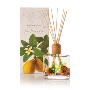 Lemon Blossom & Lychee Botanical Reed Diffuser