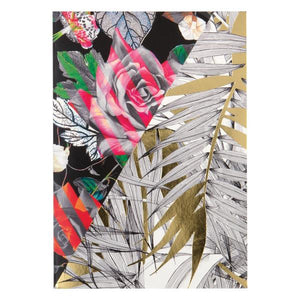 Christian Lacroix Orchid's Mascarade Notecard Set