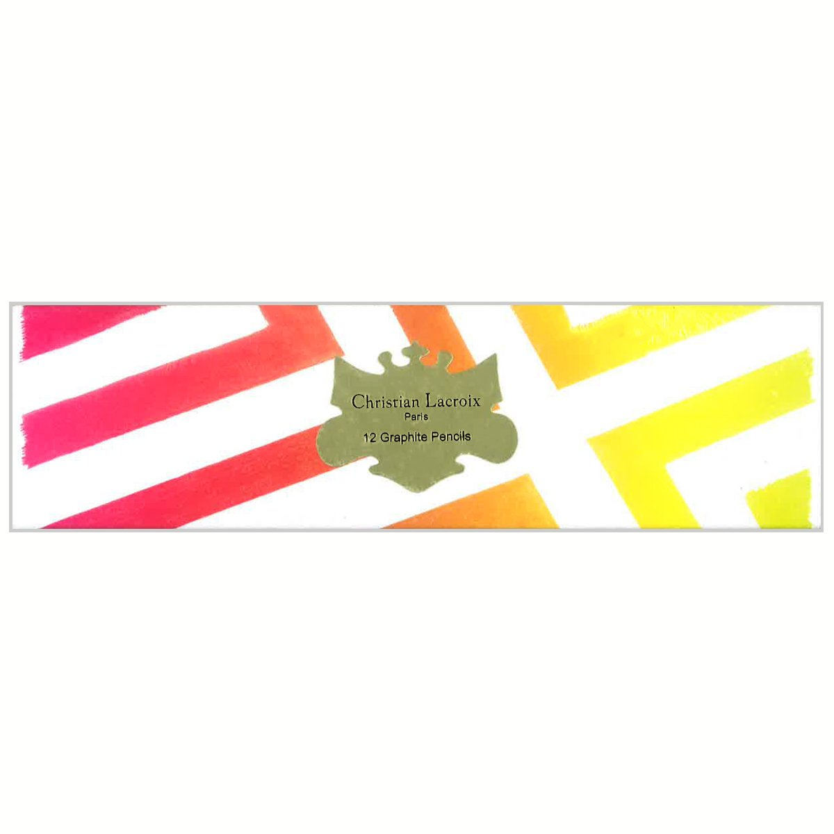 Christian Lacroix Sol Y Sombra Pencil Set Sunset Yellow