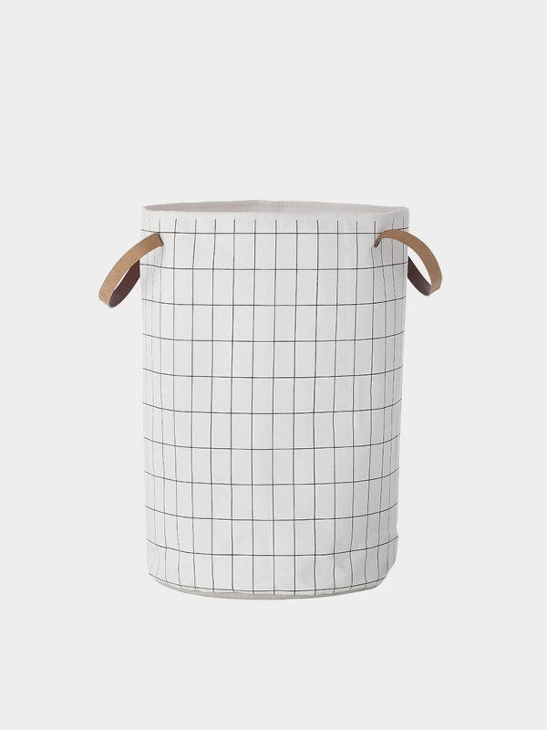 Grid Laundrey Basket
