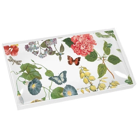 Victoria Glass Tray