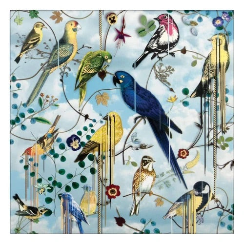 Birds Sinfonia Double-Sided 250 Piece Jigsaw Puzzle