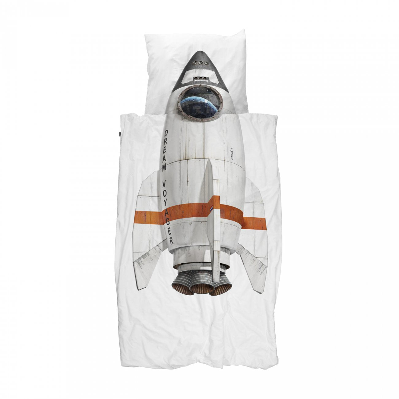 Rocket duvet cover