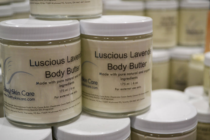 Hand and Body Butter