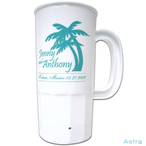 100 Count - 22Oz Custom Printed Beer Steins Wedding Favors Bulk Orders Bulk Bulk-Items Corporate $152.99 Astraest.com: Astraest