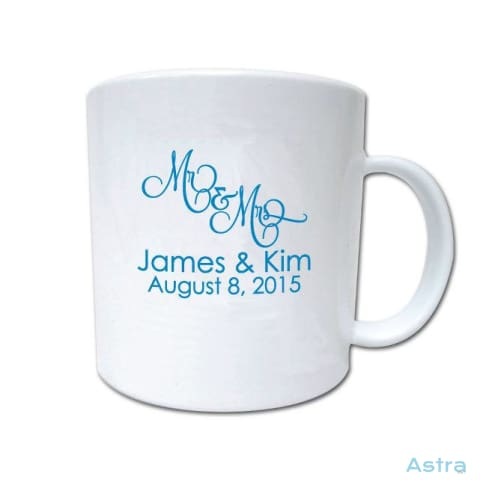60 Count- 11 Oz Plastic Coffee Mug Wedding Favors Bulk Orders Bulk Bulk-Items Mug Mugs Plastic $169.99 Astraest.com: Astraest