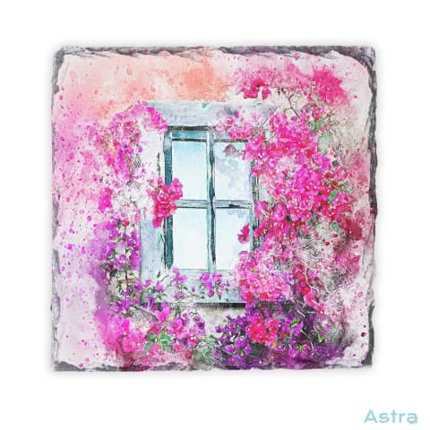 Abstract Window Square Photo Slate Home Decor 10-20 Homedecor Household-1 Photo-Slate Photo-Slates $16.95 Astraest.com: Astraest