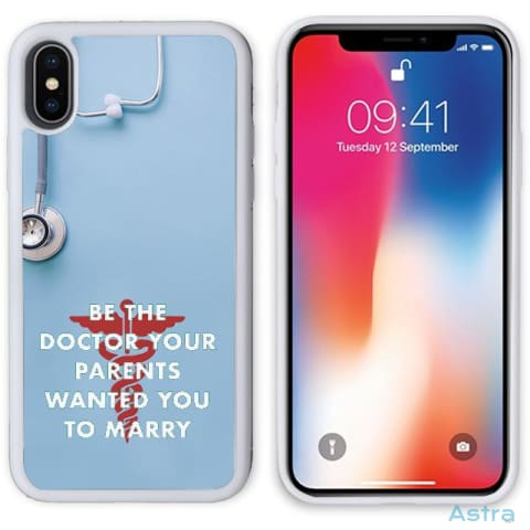Be The Doctor Parents Want You To Marry Personalized Iphone 6 7 8 X Samsung S8 S8 Plus Case Phone Case 10-20 Apple Custom Phone Feature