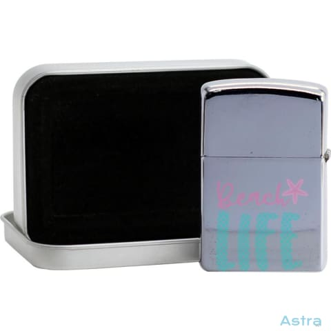 Beach Life Flip Lighter Silver Home Decor 10-20 Flip-Lighter Homedecor Household-1 Lighter $19.95 Astraest.com: Astraest