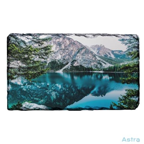 Beautiful Mountains Rectangle Photo Slate Home Decor 10-20 Homedecor Household-1 Photo-Slate Photo-Slates $16.95 Astraest.com: Astraest