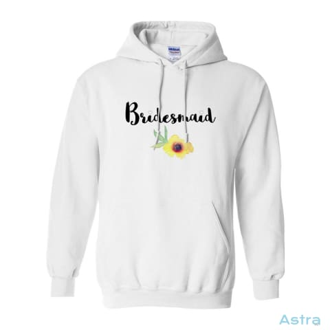 Bridesmaid Heavy Blend Hooded Sweatshirt Apparel Antique-Sapphire Apparel Clothing Dark-Heather Heliconia $34.95 Astraest.com: Astraest