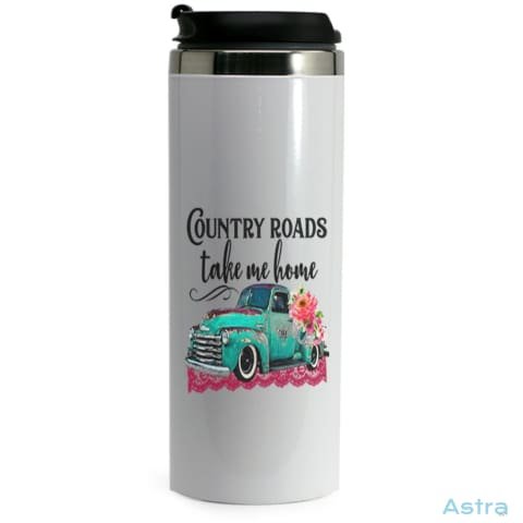 Country Roads 14Oz Stainless Steel Bottle Drinkware 10-20 Drinkware Mothers-Day Predrink Premade $17.99 Astraest.com: Astraest