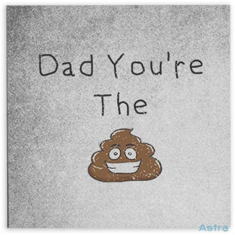 Dad Youre The Hardboard Magnet Home Decor 10-20 Birthday Father Fathers-Day Funny $14.99 Astraest.com: Astraest